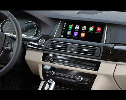 BMW - CarPlay / Android Auto