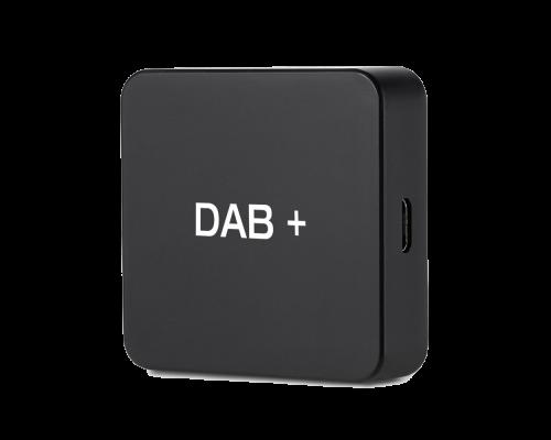 Tuner radia cyfrowego DAB+