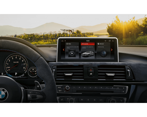 NDX373S Premium - BMW 3 F30 F31 F34 F35 F80 (2012-2018), BMW 4 F32 F33 F36 F82 F83 (2013-2018)
