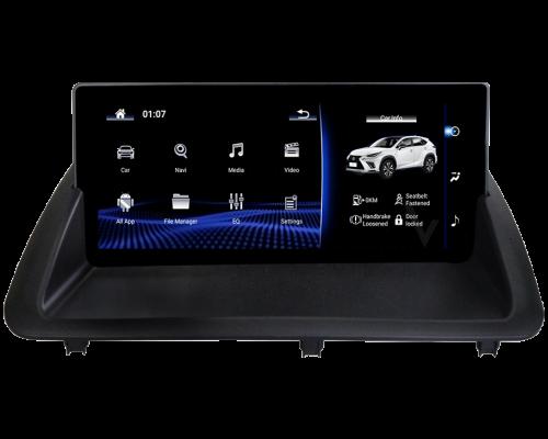 NDX366S Premium - Lexus CT 2011-2017