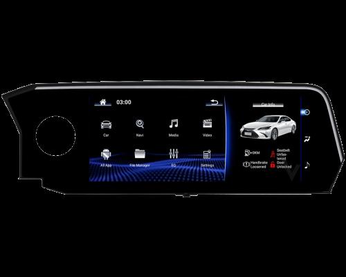 NDX369S Premium - Lexus ES 2018