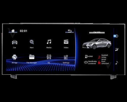 NDX359S Premium - Lexus IS 2013-2019