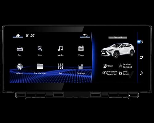 NDX368S Premium - Lexus NX 2018