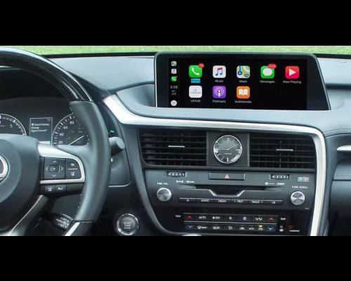 Lexus - CarPlay / Android Auto