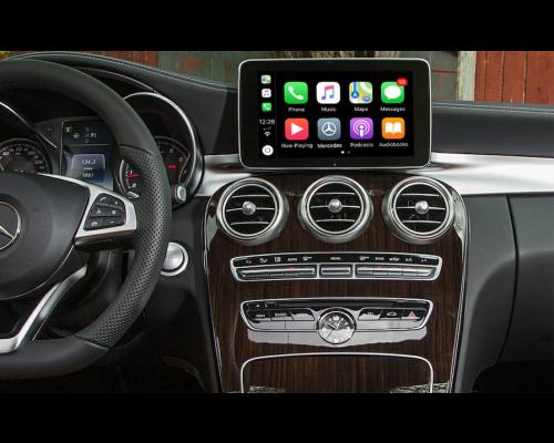 Mercedes - CarPlay / Android Auto