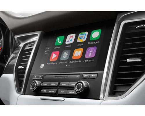 Porsche - CarPlay / Android Auto