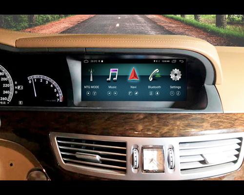 NDX 358S Premium - Mercedes Benz S-Class CL-Class