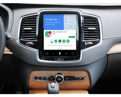 VOLVO - Interfejs Android + CarPlay + Android Auto