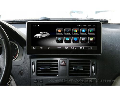 NDX 339S Premium - Mercedes Benz W204 2006-2011