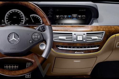 NDX 358Si Premium - Mercedes Benz S-Class CL-Class